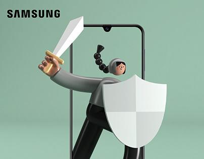Samsung - Calendario 2020