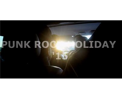 PUNK ROCK HOLIDAY '15