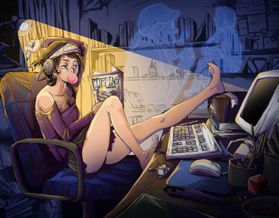 Illustration - 2013