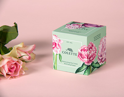 Mlle Colette - Packaging