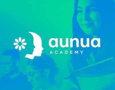 Aunua Academy   Logo Redesign