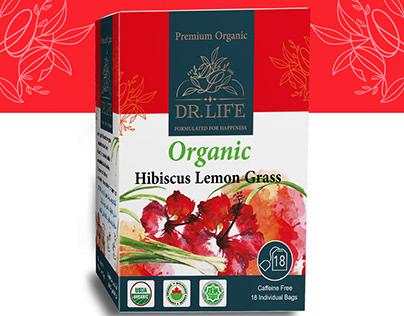 DR Life tea