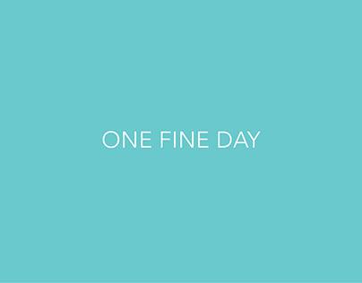 One Fine Day (2015)