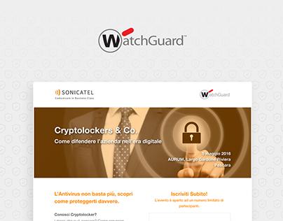 WhatchGuard Event - Landing Page