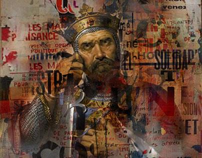 King without kingdom