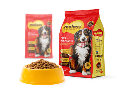 Moloss- complete & balanced food for your pet