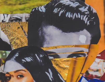 Portraits // Collage & Cutouts