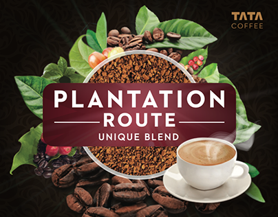 TATA Coffee Packaging