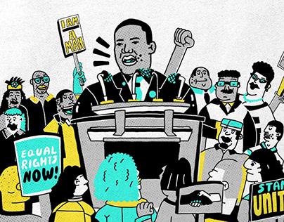 Disney MLK Day