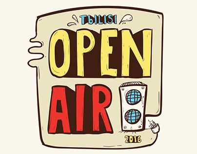 open air brandbook