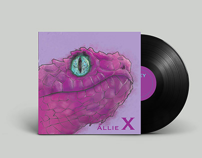 Allie X Record Album