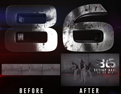 visual effects & color grading 86