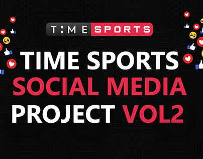 Time Sports Social Media Project VOL 2