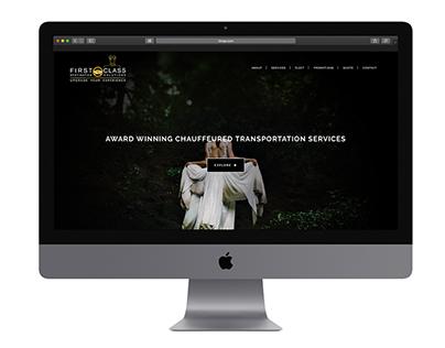 First Class Destinations Solutions Website (Limopr.com)
