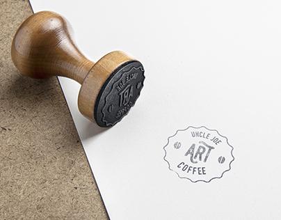 Uncle Joe Art coffee