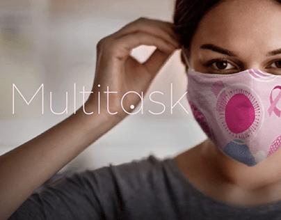 Hospitales La Paz - Multitask Mask