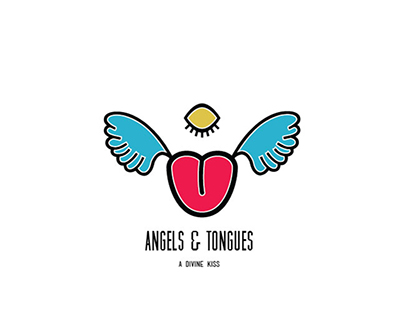 Angels & Tongues / Branding