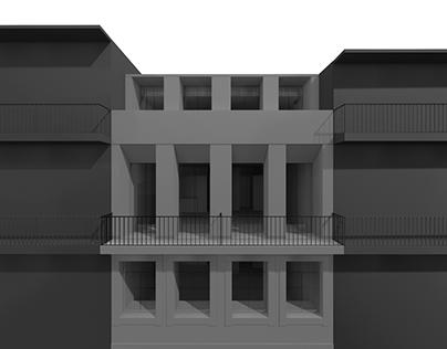 P.033 _ BUILDING IN PORTO (2017)