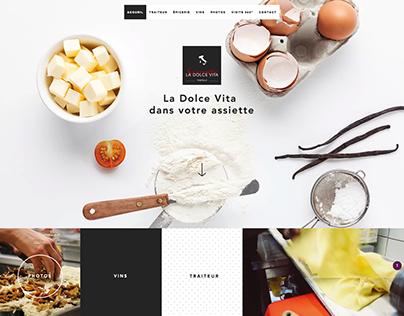 WEB, 360°   Website, 360°, Video   Food Caterer