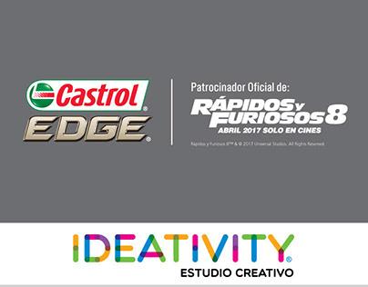 CASTROL • VISIBILITY INTERNO • RÁPIDOS Y FURIOSOS 8