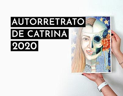 CATRINA SELF-PORTRAIT 2020