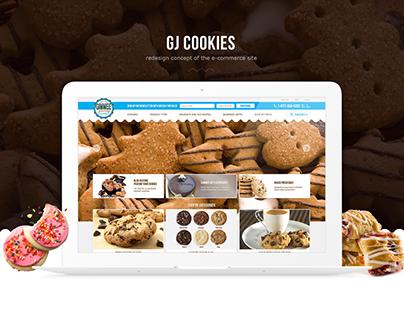 GJ Cookies