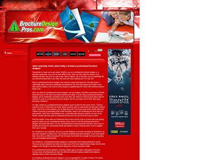 Brochure Design Pros