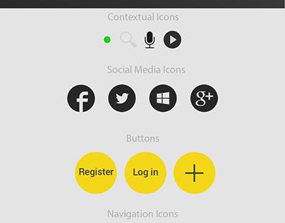 Mobile Messenger Concept