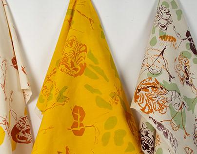 Paper Wasp Prints