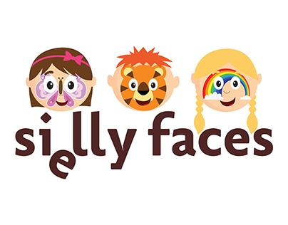 Corporate Identity Si(e)lly Faces.