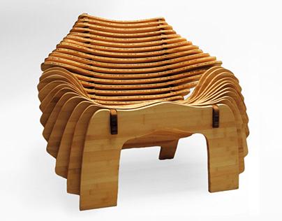 Ripple Lounge Furniture Design