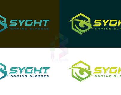 Logo and Brand Design for EyewearWebsite