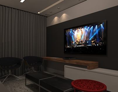 Escritório e home cinema | Office and home cinema