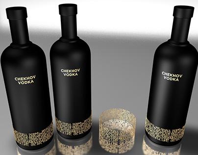 Label  Design Vancouver / Classics, Vodka, Jewellery...