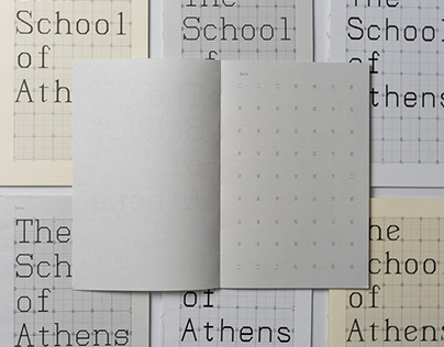 [ ] The School of Athens Biennale di Venezia