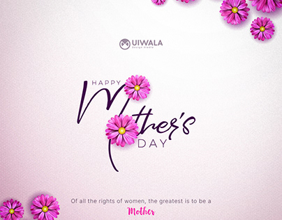 Mother's Day : Social Marketing Banner