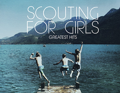 SCOUTING FOR GIRLS 'Greatest Hits' Album Campaign