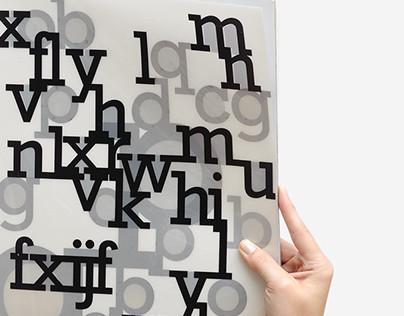Caractéristiques de caractères – Édition