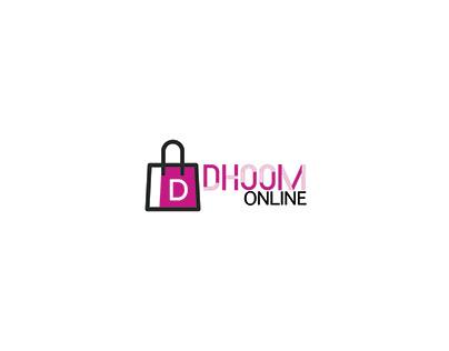 Logo Design- Dhoom Online