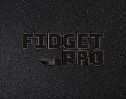 Fidget Pro Logo Design