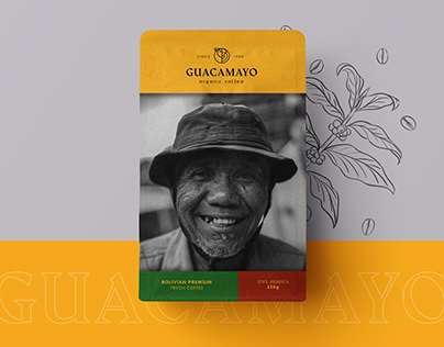 Visual identity and package | Guacamayo Coffee