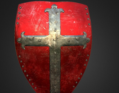 Fantasy Medieval Shield Collection