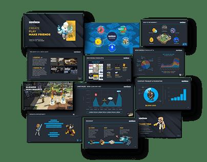 Sandbox, Corporate Communication & Marketing Tools