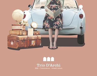 Trio d'Archi website
