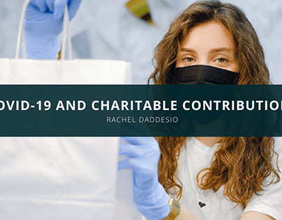 CPA Rachel Daddesio Discusses COVID-19 and Charitable