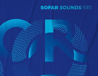 SOFAR SOUNDS Porto | Poster