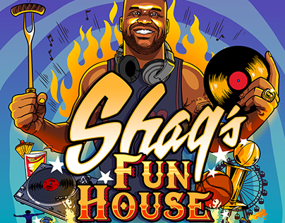 Shaq's Fun House
