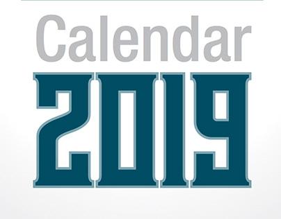 Caltex Wall Calendar 2019