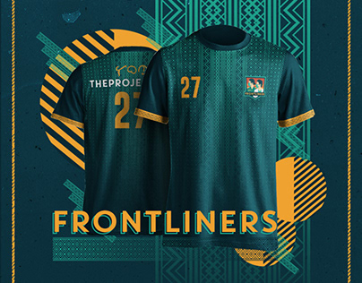 TPF Frontliners Jersey