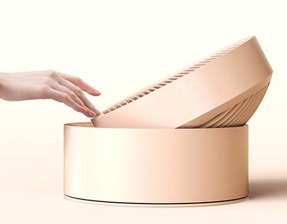 Slide - Air circulator